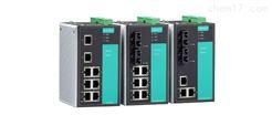 EDS-508A/505A系列中国台湾MOXA工业级网管型冗余工业以太网交换机