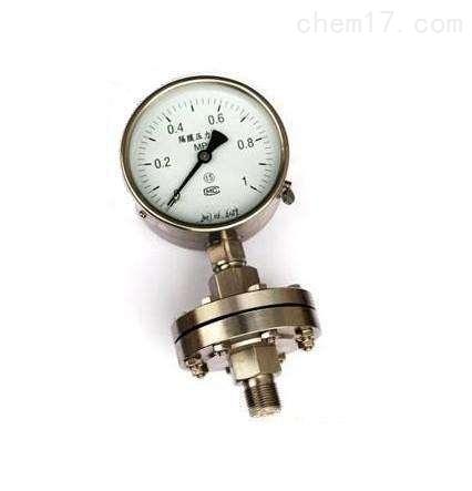 Y-150A/Z/MF(B)/ 316隔膜压力表