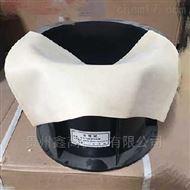 混凝土抗渗仪试件密封胶套使用方法