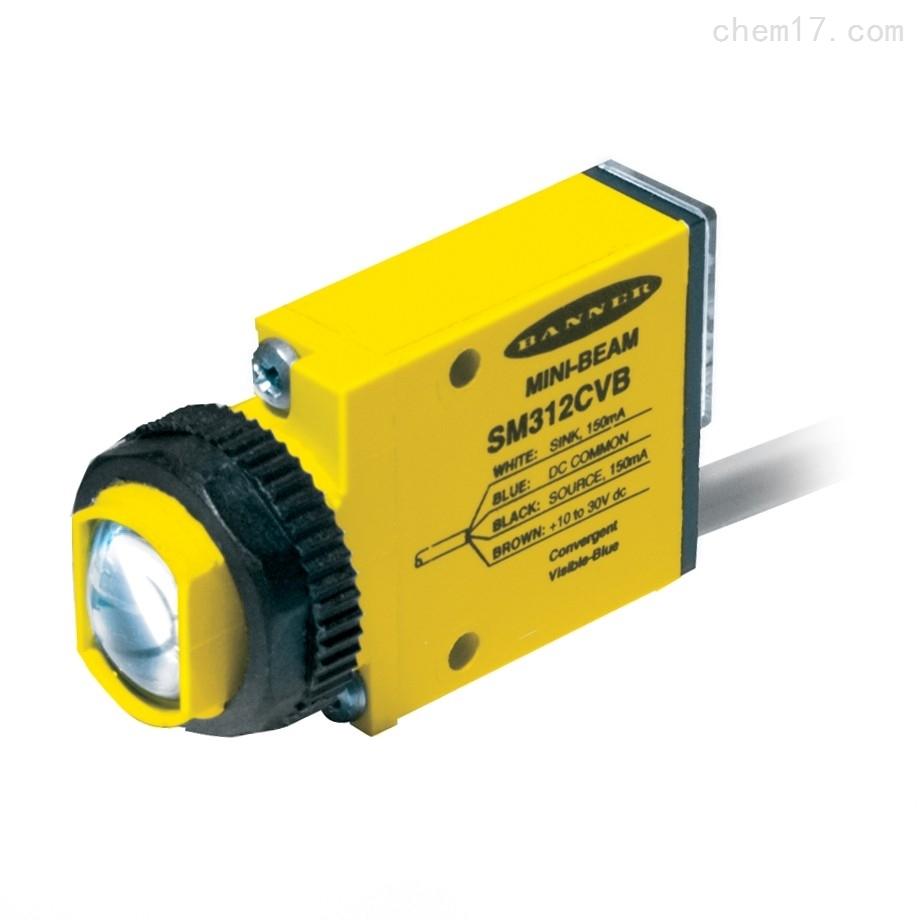 美国邦纳BANNER工业标准传感器