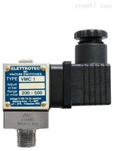 VMC意大利ELETTROCE双掷触点可调真空控制器
