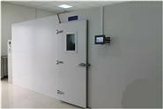 步入式药品稳定性考察室