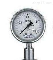 Y-60BF/Z/MC 卫生型隔膜压力表