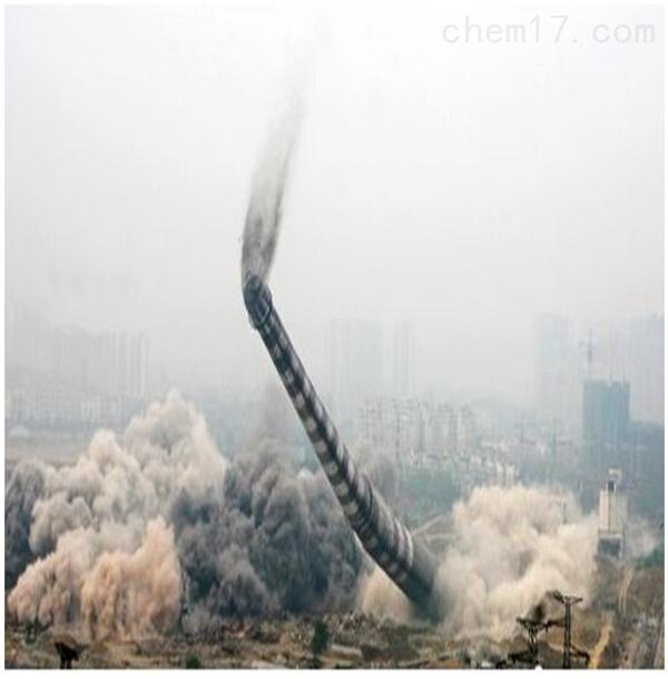 石家庄市砼烟囱拆除公司专业施工