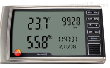 德图温湿度表testo 622