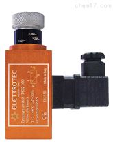 PSK意大利ELETTROCE带刻度旋钮可调压力控制器