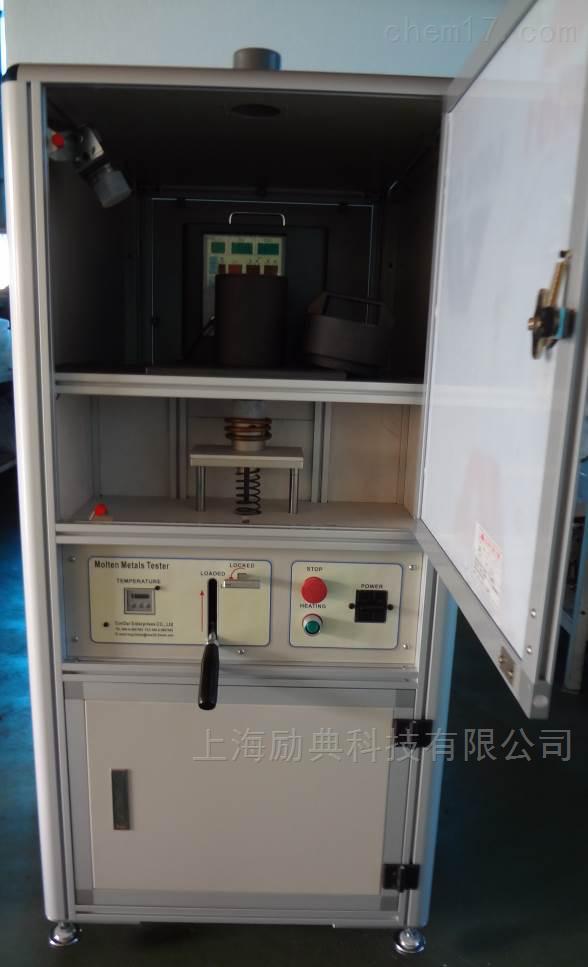 抗熔浆测试机
