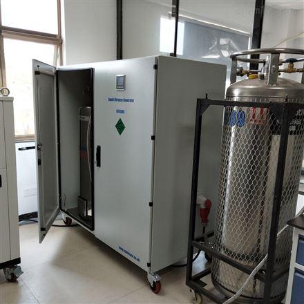 英国Noblegen65升高校实验室智能液氮发生器