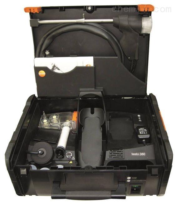 烟尘直读仪与烟气分析仪