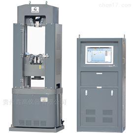 WAWD-300B微机电液伺服万能材料试验机
