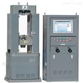 贵州WEW-100B微机显示万能材料试验机