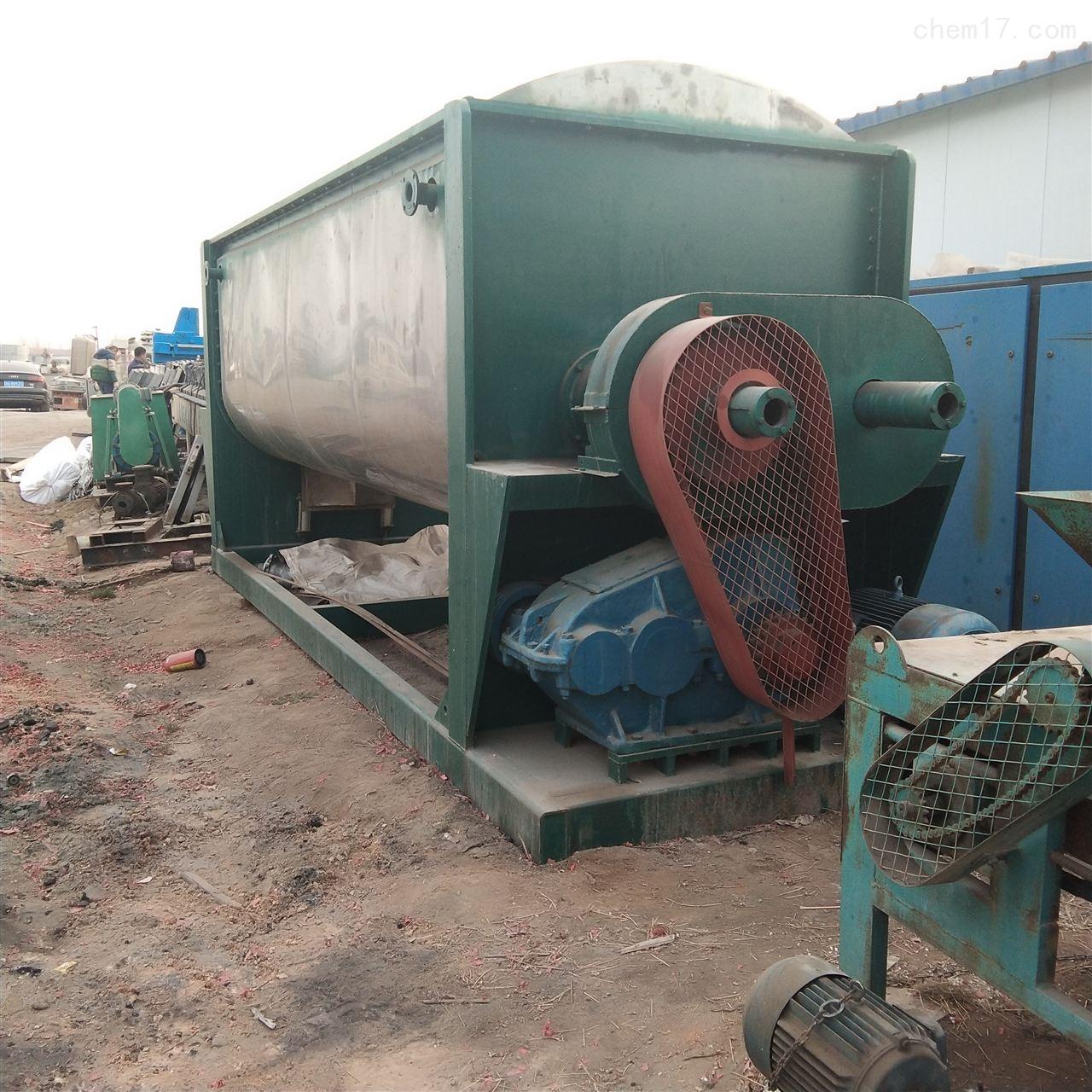 长期回收15吨不锈钢混合机