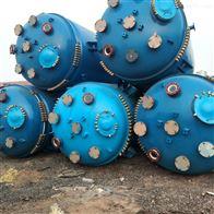 5吨反应釜现金回收搪玻璃反应釜