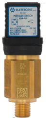 PSM, PSP SERIES系列意大利伊莱科ELETTROTEC隔膜压力开关