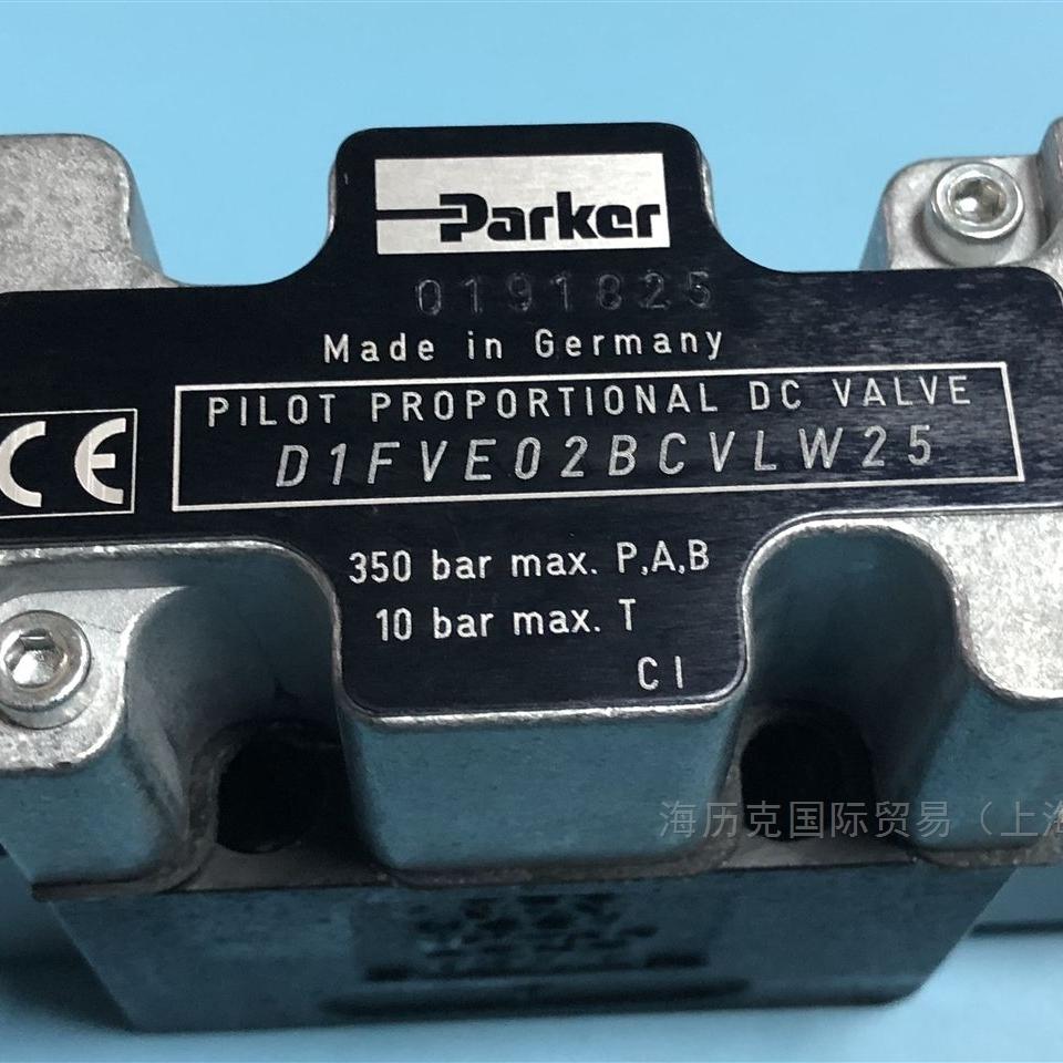 Parker派克D1FV比例阀D1FVE02CC0NM03到货