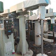 22千瓦长期回收二手液压分散机