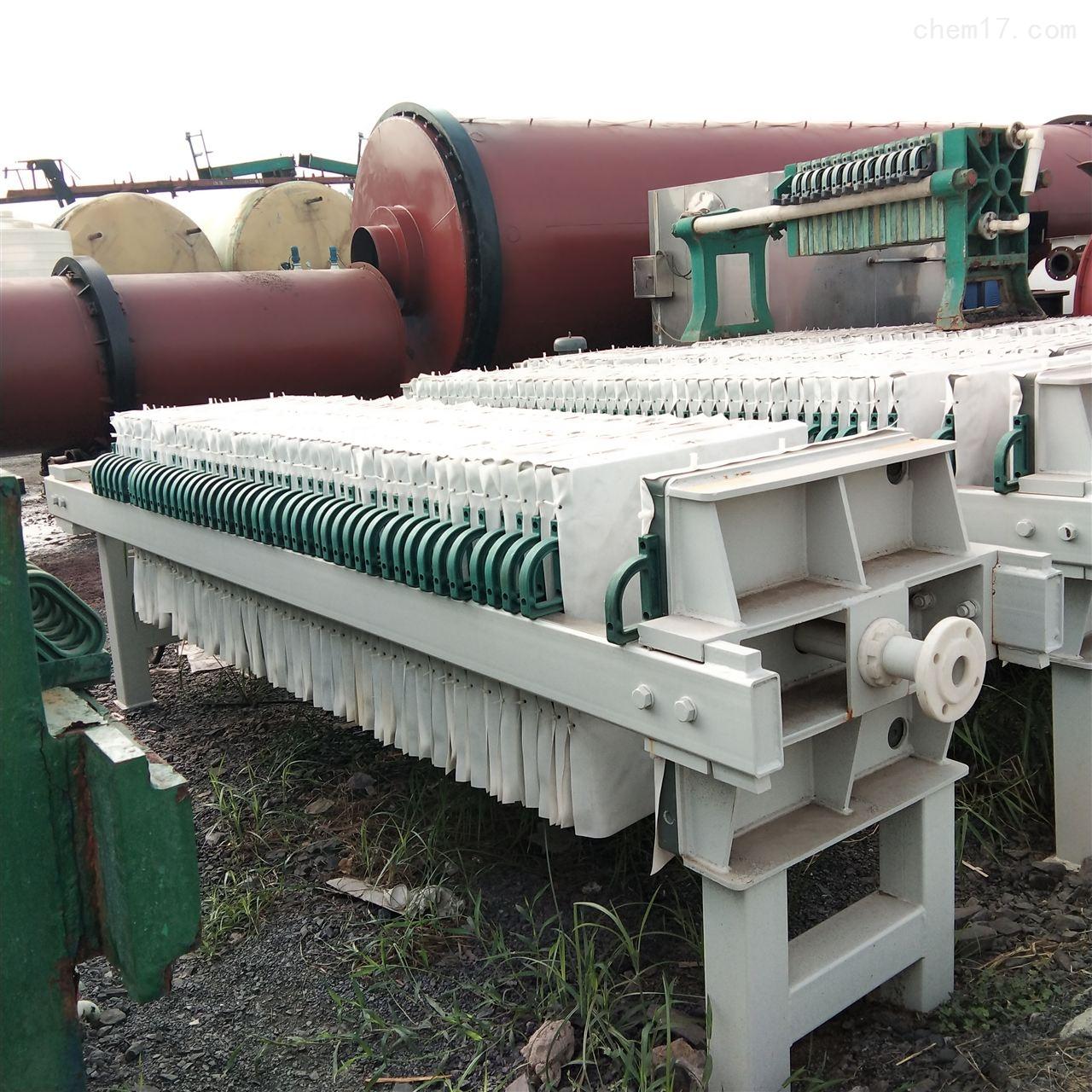 常年回收自动拉板压滤机