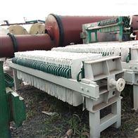 各种型号高价回收压滤设备