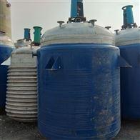 反应釜大量回收6300升电加热反应釜