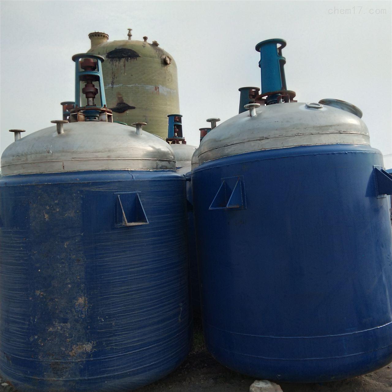 大量回收蒸汽反应釜