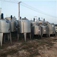 500升搅拌罐高价回收不锈钢搅拌罐