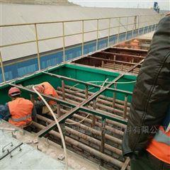 脱硫塔内衬防腐层乙烯基鳞片胶泥施工厂家