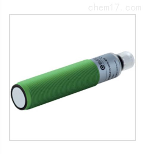 按钮式超声波传感器 塑料外壳M18