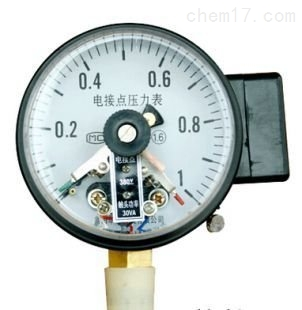 YXC-100-F不锈钢防腐电接点压力表