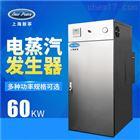 LDR0.86-0.7蒸發量86公斤功率60kw電蒸汽鍋爐