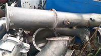 二手不锈钢强制循环蒸发器一套