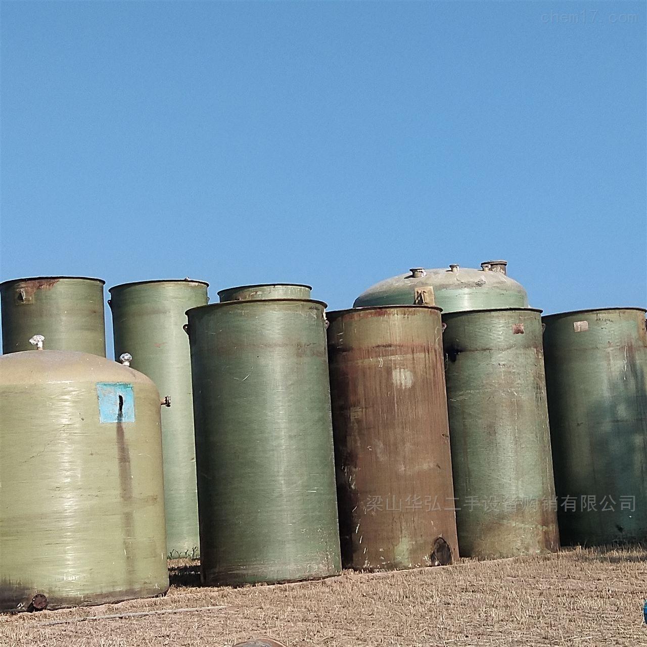 现金回收玻璃钢储存罐