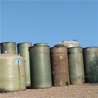 60吨玻璃罐大量回收玻璃钢容器