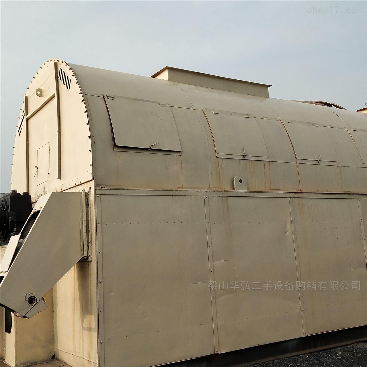 回收管束干燥机