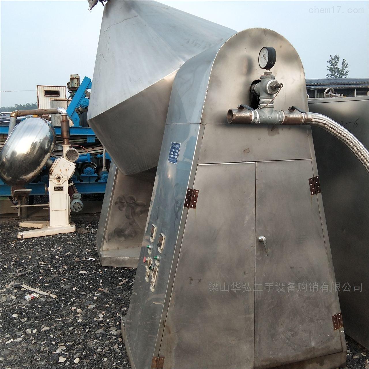 常年回收双锥回转干燥机