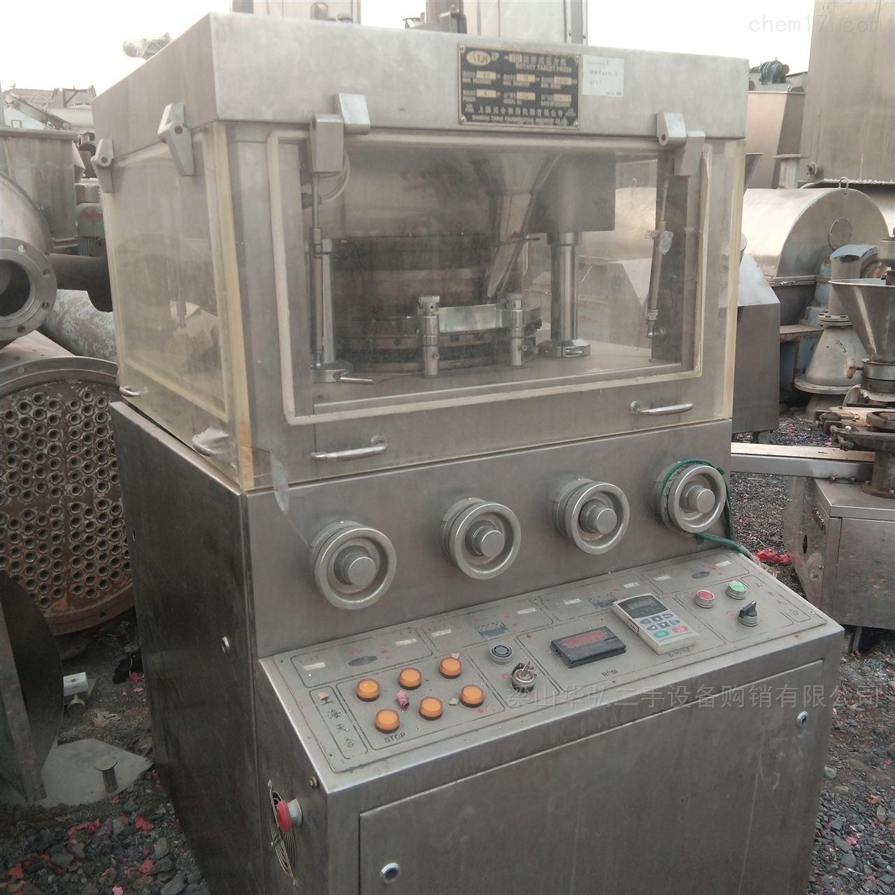 高价回收手制药厂压片机