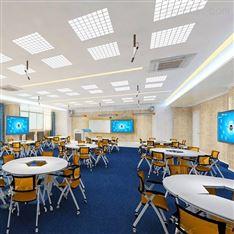 深途公司对高中三初三开学分班校内直播教学
