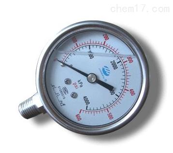 耐震压力表质量