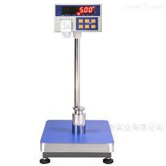 TCS-100KG打印不干胶地秤价格电子台秤