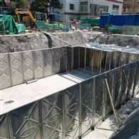 临沂地埋式消防水池条形梁设计