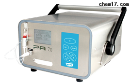 触摸大屏幕WITTPA 7.0可打印残氧仪
