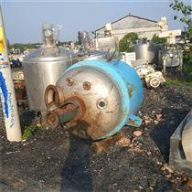 出售二手3吨不锈钢反应釜价格