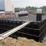 黄山地埋箱泵一体化消防水箱抗浮式地埋水箱