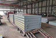 SCS-60T宽3米长12米电子地磅汽车衡