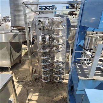 1吨处理二手1000L管式杀菌机各种型号