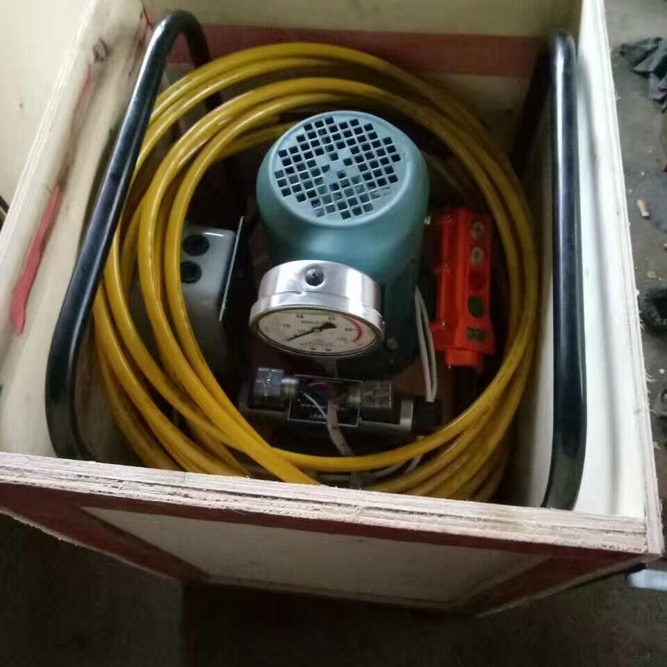 供应扬州电动液压泵站CZB-6302