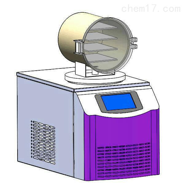 方形原位冷冻干燥机