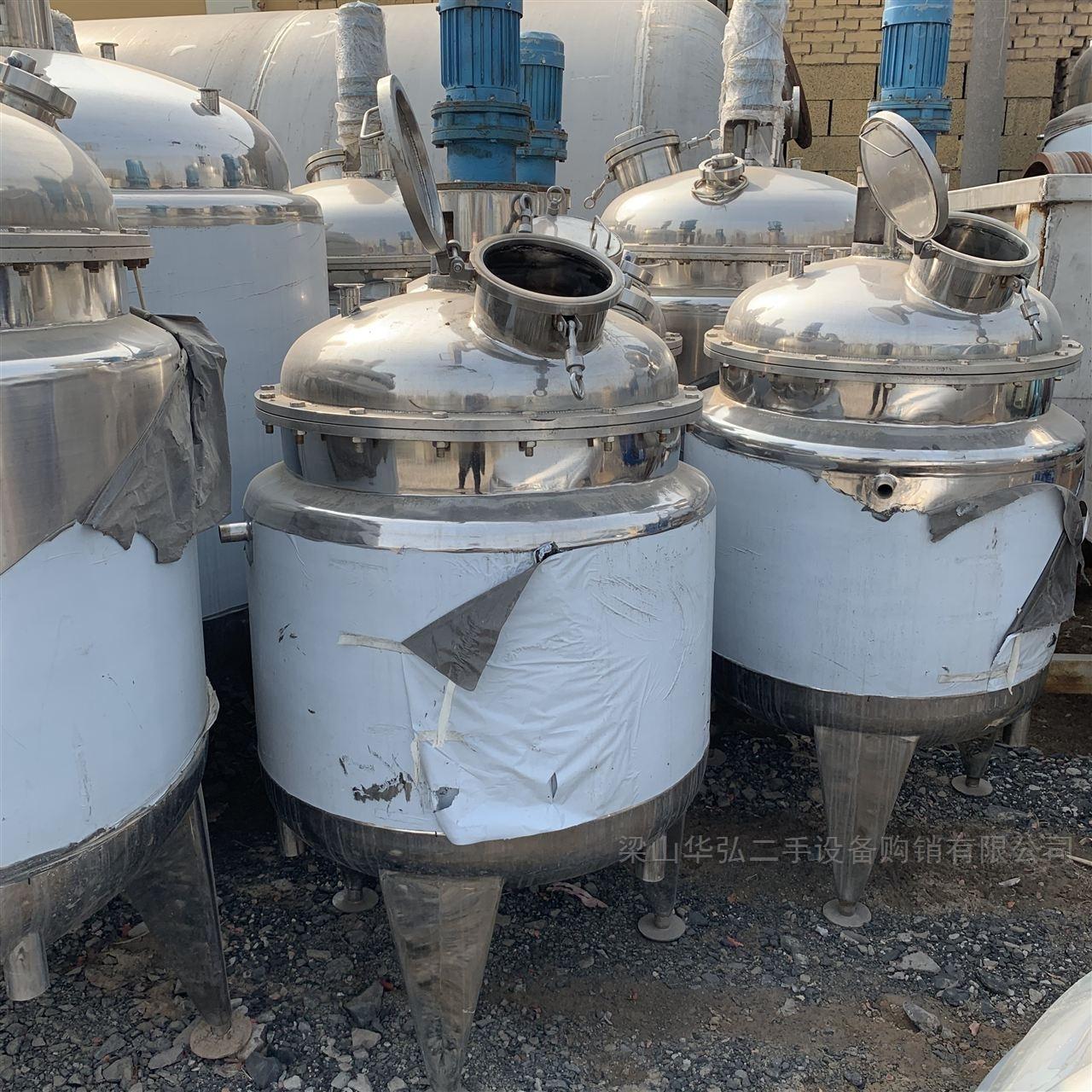 常年回收生物发酵罐设备