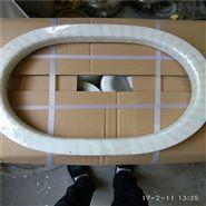潮州市反应釜四氟衬不锈钢波纹板垫耐高压