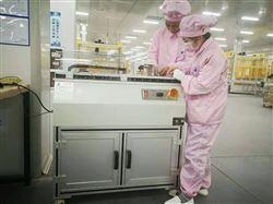 多工位电池片试验机