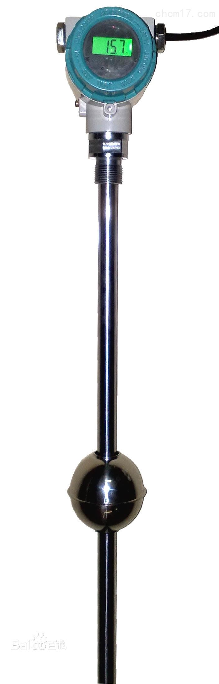 磁致伸缩液位计选用